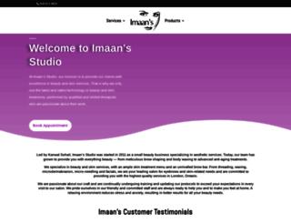 imaans.com screenshot