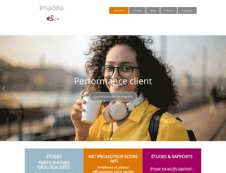 imadeo.com screenshot