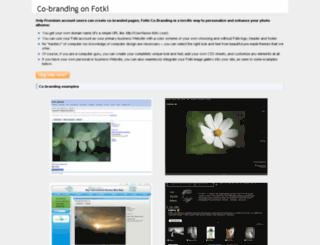 imafrogkid.fotki.com screenshot