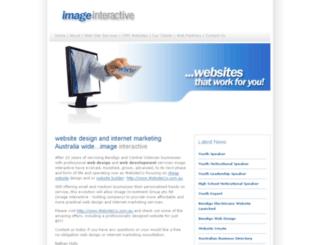 imageinteractive.com.au screenshot