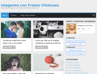 imagenesconfraseschistosas.com screenshot