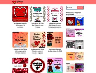 imagenesdeamorgratis.com screenshot