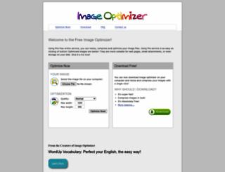 imageoptimizer.net screenshot