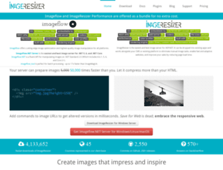 imageresizing.net screenshot