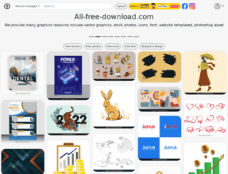 images.all-free-download.com screenshot