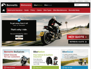 images.bennetts.co.uk screenshot
