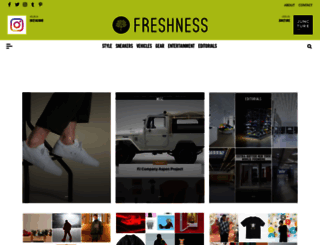 images.freshnessmag.com screenshot
