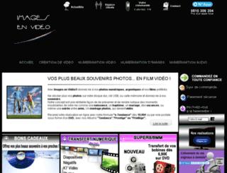 imagesenvideo.com screenshot