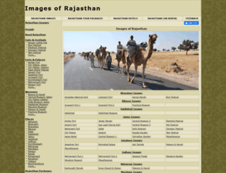 imagesofrajasthan.com screenshot