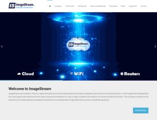 imagestream.com screenshot