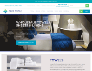 imagetextile.com screenshot