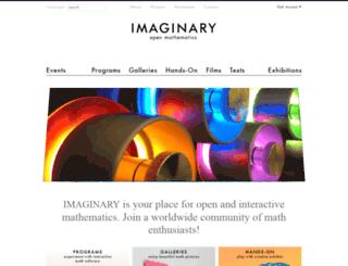 imaginary-exhibition.com screenshot
