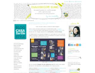 imaginativebloom.com screenshot
