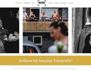 imaginefotografie.nl screenshot