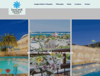 imaginehotelsweb.com screenshot