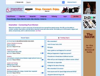 imamother.com screenshot