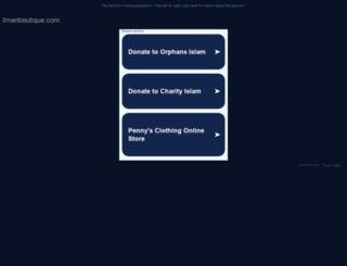 imanboutique.com screenshot