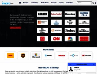 imarcgroup.com screenshot