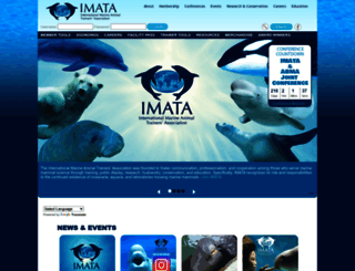 imata.org screenshot