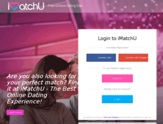 imatchu.com screenshot