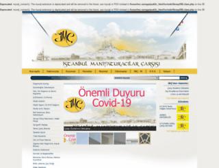 imc.org.tr screenshot