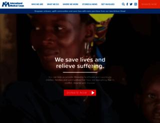 imcworldwide.org screenshot