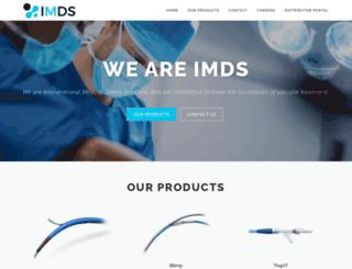 imds.nl screenshot