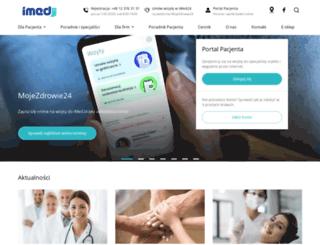 imed24.pl screenshot