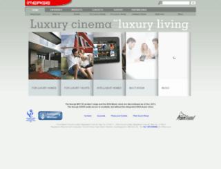 imerge.co.uk screenshot