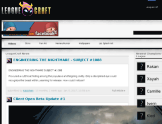 img2.leaguecraft.com screenshot