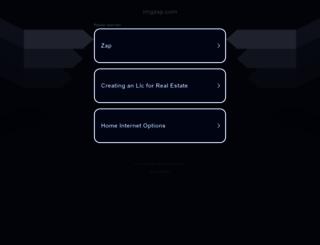 imgzap.com screenshot