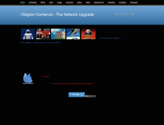imiglioricontenuti.weebly.com screenshot