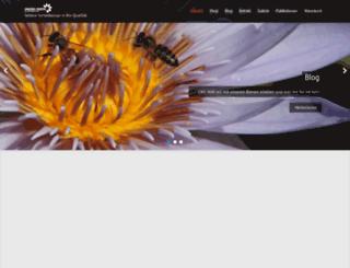 imkerei-oertel.de screenshot