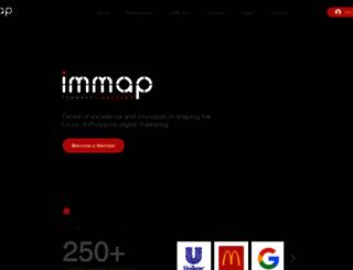 immap.com.ph screenshot