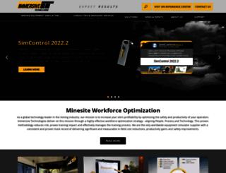 immersivetechnologies.com screenshot