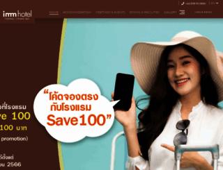 immhotel.com screenshot