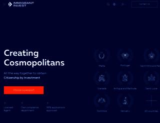 immigrant-invest.com screenshot