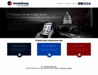 immixgroup.com screenshot