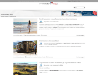 immobiliareblog.it screenshot