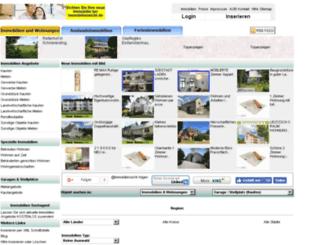 immobiliensicht.de screenshot