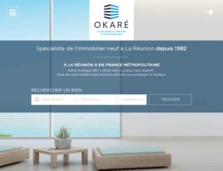 immobilier-neuf-la-reunion.com screenshot