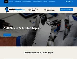 imobilerepairs.com screenshot