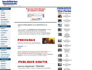imobiliariasflorianopolis.com.br screenshot