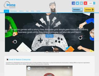 imona.com screenshot