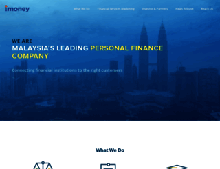 imoney-group.com screenshot