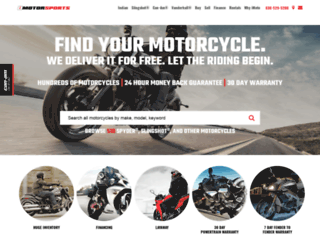 imotorsportsinc.com screenshot