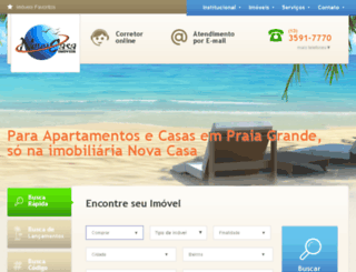 imovelpraia.com.br screenshot