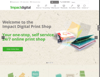 impactdigital.com.au screenshot