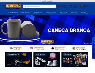 imperiodasublimacao.com.br screenshot