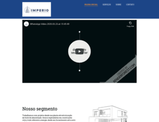 imperioimob.com.br screenshot